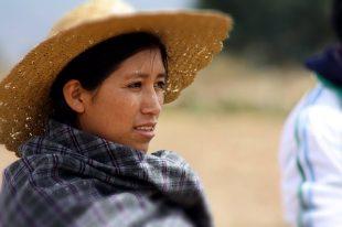 femme bolivienne